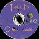 TimeSplitters: Future Perfect GameCube disc (G3FP69)