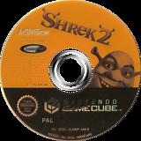 Shrek 2 GameCube disc (G3RP52)