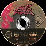 Mario Smash Football GameCube disc (G4QP01)