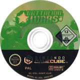 Battalion Wars GameCube disc (G8WP01)