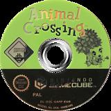 Animal Crossing GameCube disc (GAFP01)
