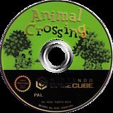 Animal Crossing GameCube disc (GAFU01)