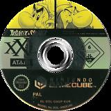 Asterix & Obelix XXL GameCube disc (GAGP70)