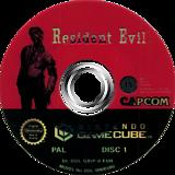 Resident Evil GameCube disc (GBIP08)