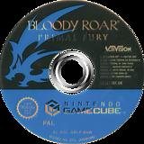 Bloody Roar: Primal Fury GameCube disc (GBLP52)