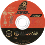Rocket Power: Beach Bandits GameCube disc (GBQP78)
