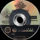 Beyblade VForce - Super Tournament Battle GameCube disc (GBTP70)