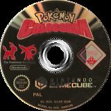 Pokémon Colosseum GameCube disc (GC6P01)