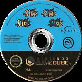 The Sims GameCube disc (GCIP69)