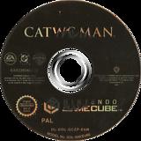 Catwoman GameCube disc (GCZP69)