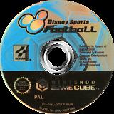 Disney Sports: Football GameCube disc (GDKPA4)
