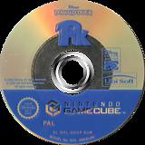 Disney's Donald Duck PK GameCube disc (GDOP41)