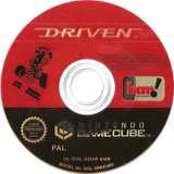 Driven GameCube disc (GDVP6L)
