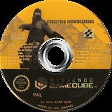 Evolution Snowboarding GameCube disc (GEBPA4)