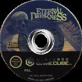 Eternal Darkness: Sanity's Requiem GameCube disc (GEDP01)
