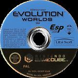 Evolution Worlds GameCube disc (GEWP41)