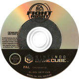 Fight Night Round 2 GameCube disc (GEYP69)