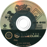 Billy Hatcher and the Giant Egg GameCube disc (GEZP8P)
