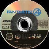Fantastic 4 GameCube disc (GF4P52)