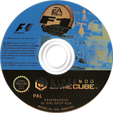 F1 Career Challenge GameCube disc (GFCP69)