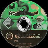 Frogger Beyond GameCube disc (GFGPA4)