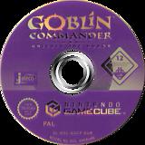 Goblin Commander:Unleash the Horde GameCube disc (GGCP0A)