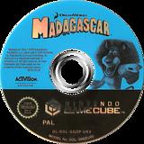 Madagascar GameCube disc (GGZP52)