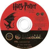 Harry Potter and the Goblet of Fire GameCube disc (GH4P69)
