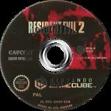 Resident Evil 2 GameCube disc (GHAP08)