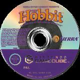 The Hobbit GameCube disc (GHBP7D)