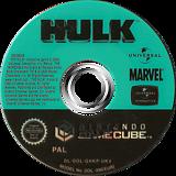 Hulk GameCube disc (GHKP7D)