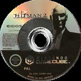 Hitman 2: Silent Assassin GameCube disc (GHMP4F)