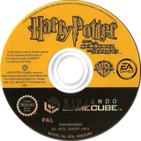 Harry Potter and the Chamber of Secrets GameCube disc (GHSP69)