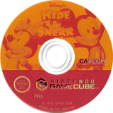 Disney's Hide & Sneak GameCube disc (GHVP08)