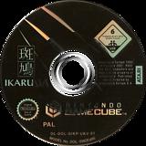 Ikaruga GameCube disc (GIKP70)