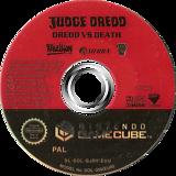 Judge Dredd: Dredd vs. Death GameCube disc (GJDY7D)
