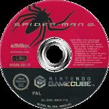 Spider-Man 2 GameCube disc (GK2I52)