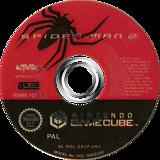 Spider-Man 2 GameCube disc (GK2P52)