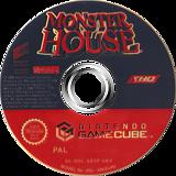 Monster House GameCube disc (GK5X78)