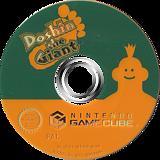 Doshin the Giant GameCube disc (GKDP01)