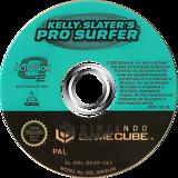 Kelly Slater's Pro Surfer GameCube disc (GKSX52)