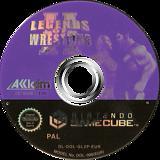 Legends of Wrestling II GameCube disc (GL2P51)