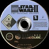 LEGO Star Wars II:The Original Trilogy GameCube disc (GL7P64)