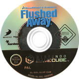 Flushed Away GameCube disc (GLHPG9)