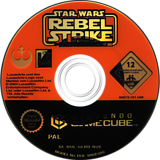 Star Wars Rogue Squadron III: Rebel Strike GameCube disc (GLRD64)