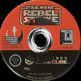 Star Wars Rogue Squadron III: Rebel Strike GameCube disc (GLRP64)