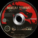 Mortal Kombat: Deadly Alliance GameCube disc (GMKP5D)