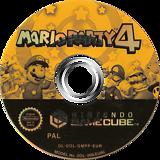 Mario Party 4 GameCube disc (GMPP01)