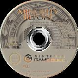 Minority Report: Everybody Runs GameCube disc (GMWP52)