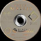 Enter The Matrix GameCube disc (GMXP70)